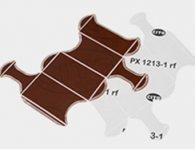 Counterboard Material / Pertinax